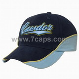S1006 3D embroidery cap