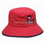S8012 Bucket hat with embroidery logo