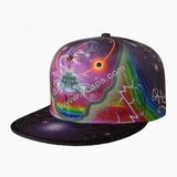 S4030 Sublimation cap | Fitted cap